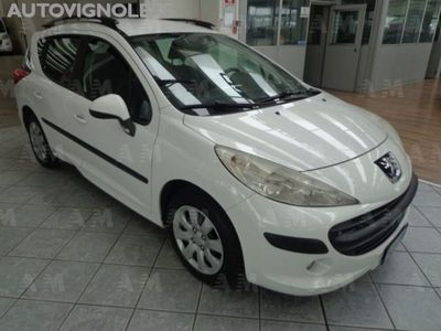usado Peugeot 207 1.4 8V 75CV SW X Line ECO GPL