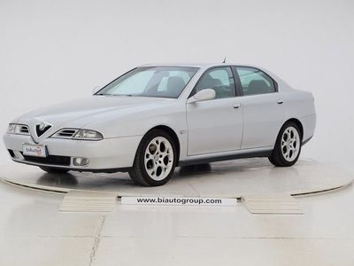 used Alfa Romeo 166 2.4 JTD cat Route