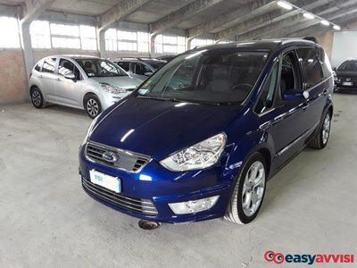 usata Ford Galaxy 2.0 TDCi 163 CV New Titanium