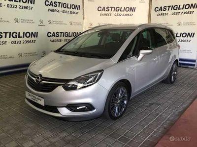 usata Opel Zafira Innovation 1.6 CDTi 134CV - Vettura Us