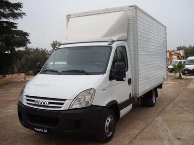 usata Iveco Daily 35C15 3.0 HPT furgonatura in lega BELLISSIMO!!!