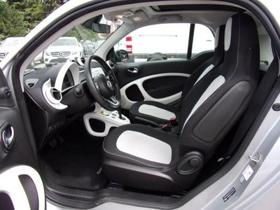brugt Smart ForTwo Coupé 2015 Benzina 1.0 Passion 71cv twinamic