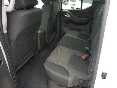 usata Nissan King Navara 2.5 dCi 190CV 2 porteCab LE