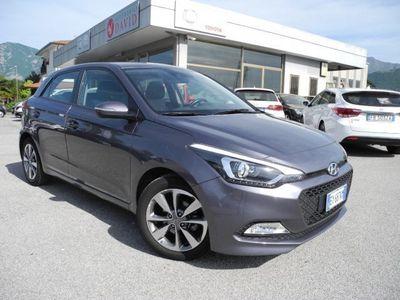 used Hyundai i20 1.4 5 porte Comfort del 2015 usata a Maniago