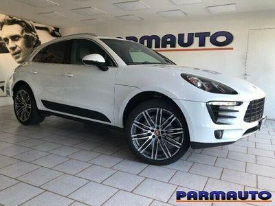 usata Porsche Macan 3.0 S Diesel */*EURO 6**SPORT CHRONO**TETTO*/*