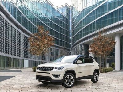 usata Jeep Compass My19 1.4 MultiAir 2WD Limited