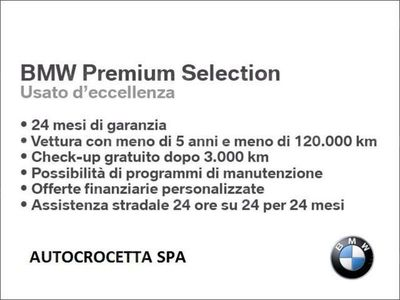 usata BMW 218 Serie 2 Active Tourer d Advantage usato