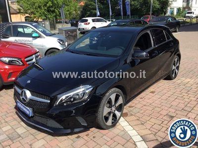 usata Mercedes A180 CLASSE Ad Sport Next auto my16