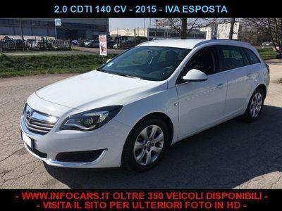 usata Opel Insignia 2.0 CDTI 140CV Sports Tourer Advan