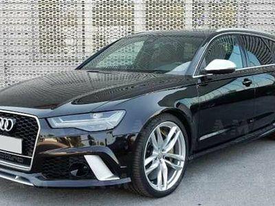 usata Audi RS6 4.0 TFSI quattro tiptronic