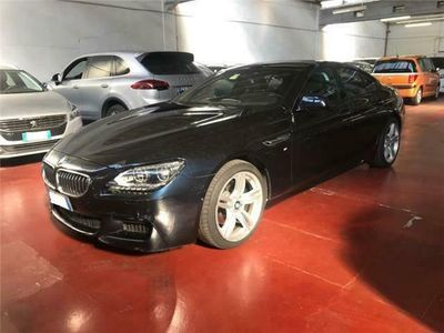 usata BMW 640 Serie 6 G.C. (F06) Gran Coupé Msport Edition