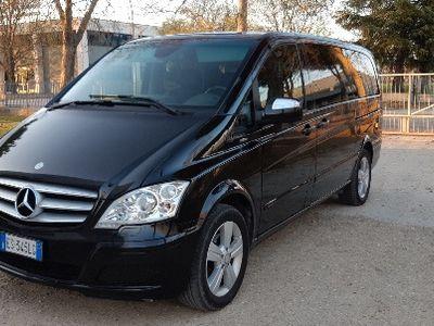 usado Mercedes Viano 2.2 cdi blue efficiency