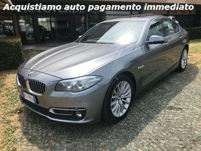 usata BMW 530 530 SerxDrive 258CV Luxury UNIPROP. IVA ESPOSTA