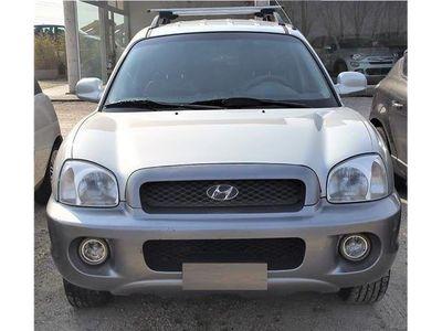 gebraucht Hyundai Santa Fe 2.0 CRDi TD 4WD GL Plus