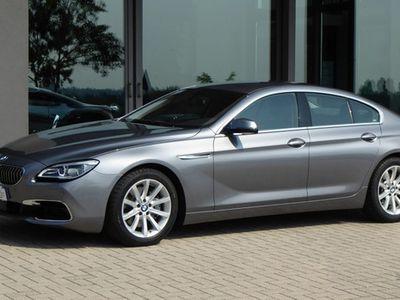 begagnad BMW 640 d xDrive Gran Coupé Luxury