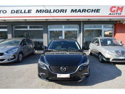 usata Mazda 6 2.2L Skyactiv-D 175CV aut. Wagon Exceed rif. 14366079