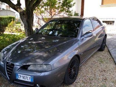 usata Alfa Romeo 166 2.4 mjt