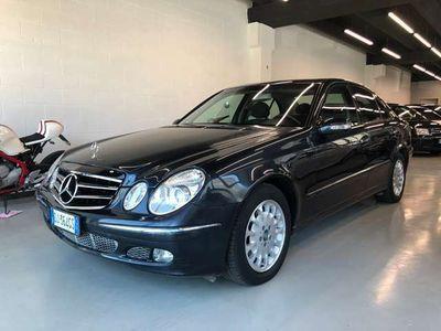 usata Mercedes E220 CDI cat Avantgarde
