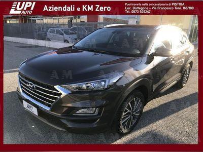 usata Hyundai Tucson 1.6 CRDi 136CV DCT XPrime nuova a Pistoia