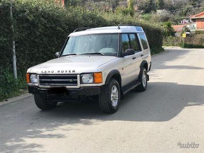 usado Land Rover Discovery Td5 4x4 7 posti gancio traino