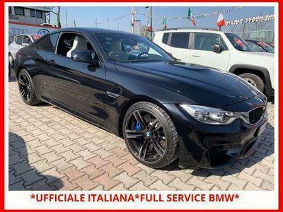 usata BMW M4 coupé*ufficiale italiana*full service *