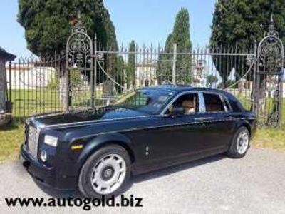 usata Rolls Royce Phantom (VALUTO PERMUTE) Benzina