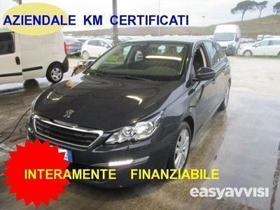 second-hand Peugeot 308 1.6 e-hdi 115 cv stop&start sw active diesel