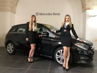 second-hand Mercedes B200 Classe Bd Sport