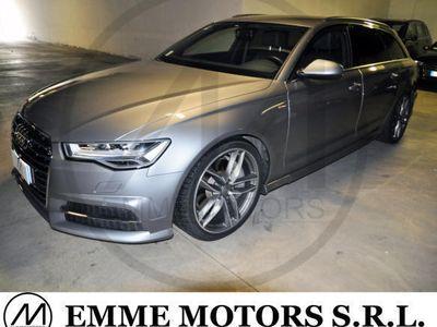 begagnad Audi A6 Avant 3.0 TDI 320 CV qu. tip. Busines NAVI/S-LINE