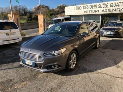 brugt Ford Mondeo 2.0 TDCi 150 CV ECOnetic S&S SW Titanium Business rif. 11474404