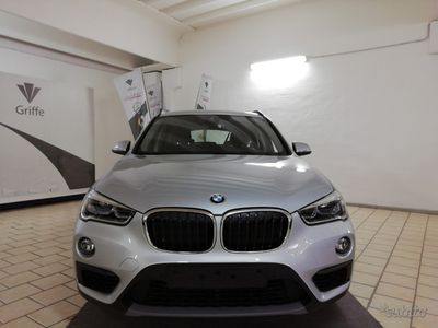 usata BMW X1 S-drive 18d auto 150cv, Aziendale - 2019