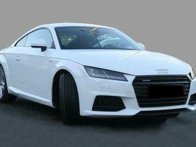 usata Audi TT Coupé 2.0 TFSI quattro S tr. S line