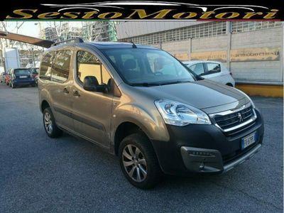 usata Peugeot Partner Tepee BlueHDi 100 4x4 Outdoor Dangel