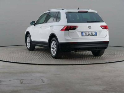usata VW Tiguan 1.6 Tdi 85kw Bluemotion Business