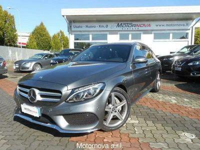 usata Mercedes C220 ClasseD Premium Plus 7G-Tronic Plus