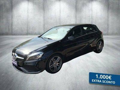 usata Mercedes A180 CLASSE Ad Premium auto my16