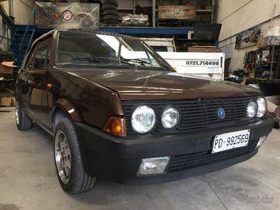 usado Fiat Ritmo Cabrio - 1983