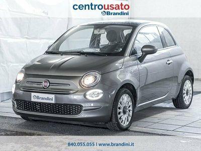 usata Fiat 500 2015 1.2 Lounge 69cv my18