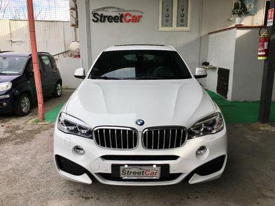 usata BMW X6 M XDrive 4.0D 313Cv Strafull Tetto/Head Up Display