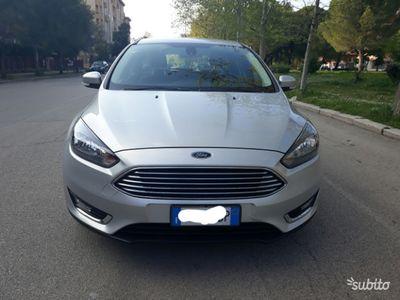 brugt Ford Focus 1,6 tdci station wagon titanium
