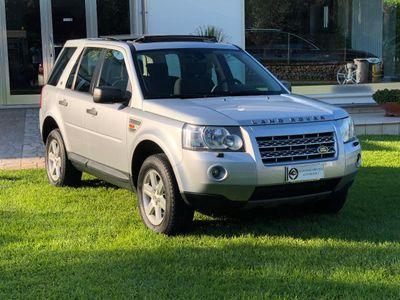 usata Land Rover Freelander 2.2 TD4 152 CV S 2.2 Tetto/100.000 Km Unipropiet.