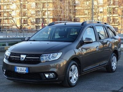 usata Dacia Logan MCV 1.5 dCi 8V 90CV Start&Stop Lauréate