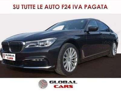 usata BMW 730 d xDrive Sport/Massage/Head-Up/LED/Sourund-View