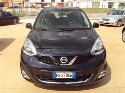 usata Nissan Micra 1.2 12v 5 Porte Pure Drive Usato