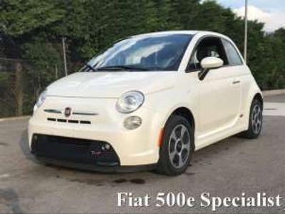 usata Fiat 500 Abarth 500e ELETTRICA BEV LOOK PEARL WHITE Elettrica
