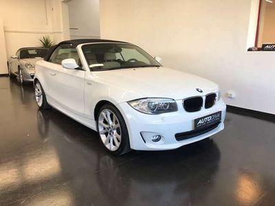 usata BMW 125 Cabriolet -