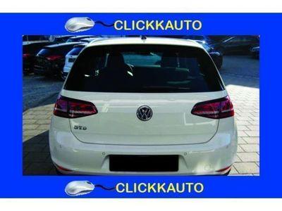 usata VW Golf GTD 2.0 TDI 5p. BlueMotion Technology