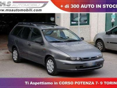 usado Fiat Marea 100 16V cat Weekend SX Unicoproprietario