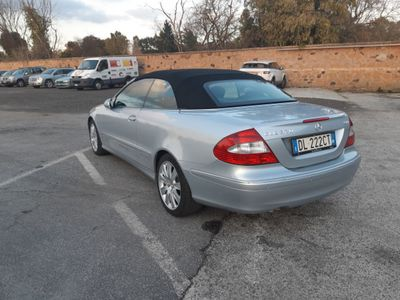used Mercedes CLK320 CDI cat Cabrio Elegance