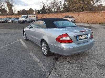 gebraucht Mercedes CLK320 CDI cat Cabrio Elegance